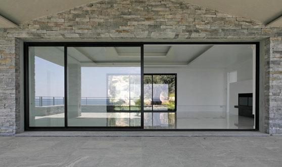 Nos Fenêtres Baies Coulissantes Et Galandages Aluminium Gamme